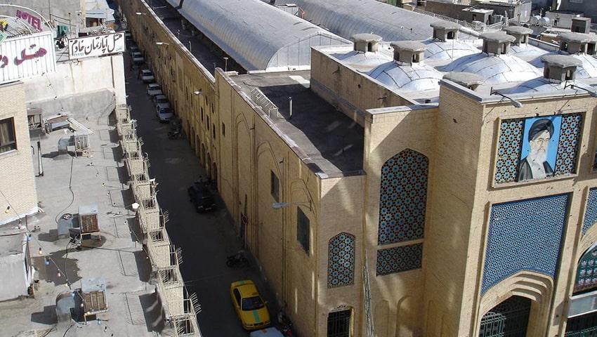 بازار رضا مشهد، معروف ترین بازار نردیک به حرم امام رضا (ع)