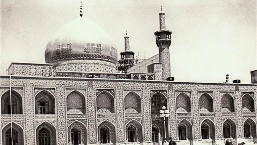 تاریخچه مشهد