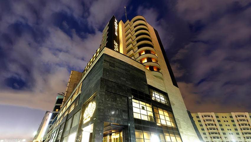 هتل پارسیس شهر مشهد