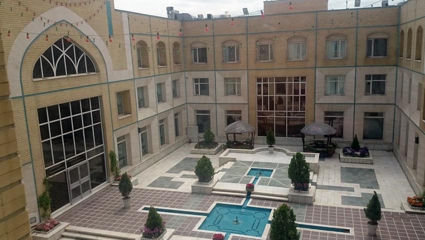 هتل قصرالضیافت مشهد