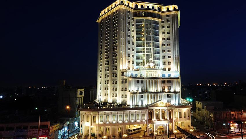 هتل بین المللی شهرمشهد
