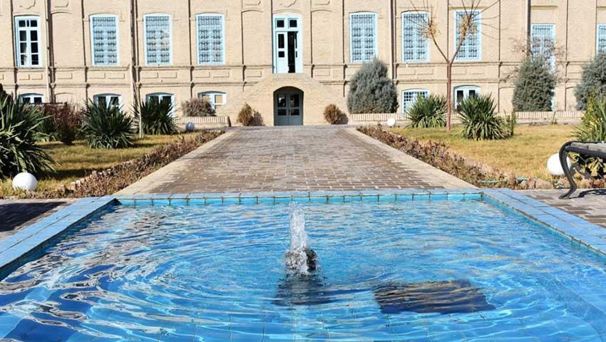 باغ ملک مشهد،مکان های تفریحی و هیجانی مشهد