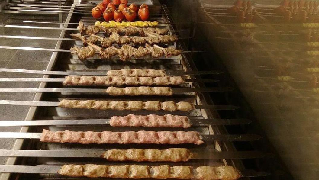 رستوران پسران کریم مشهد