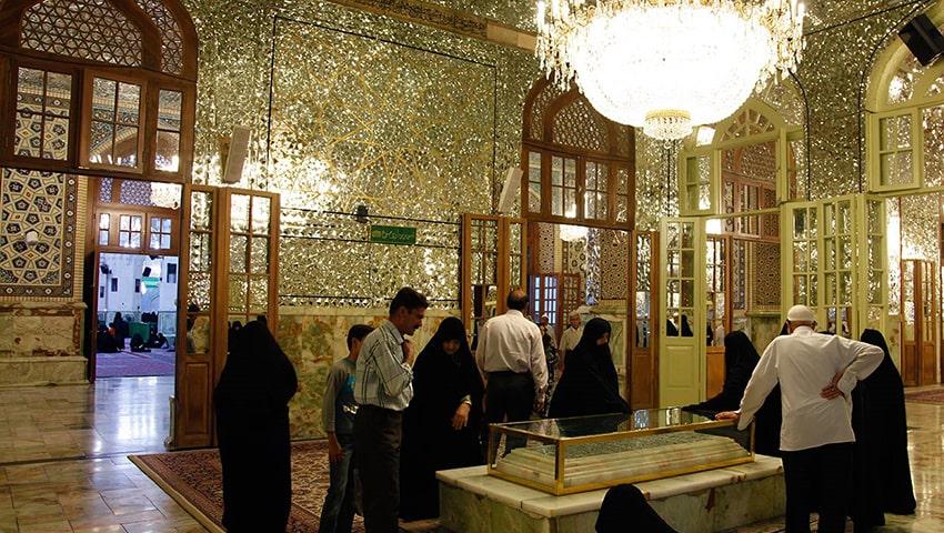 آرامگاه شیخ بهایی دیدنی های مشهد