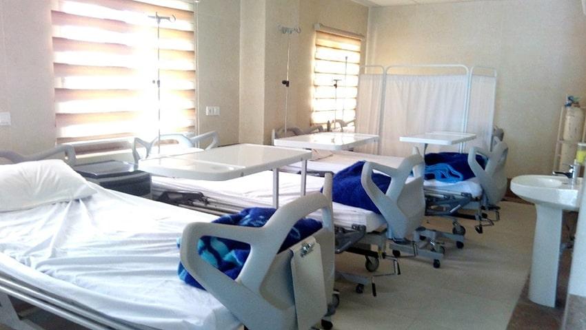 درمانگاه دارالشقا مشهد