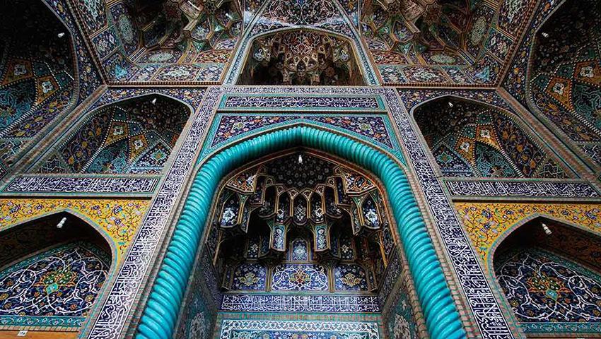 مقبره های تاریخی مشهد