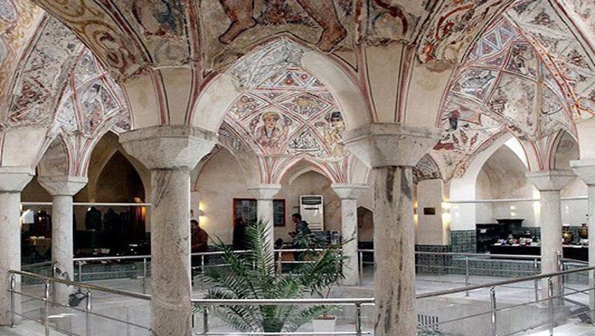حمام مهدی قلی بیک مشهد، قدیمی ترین حمام ایران