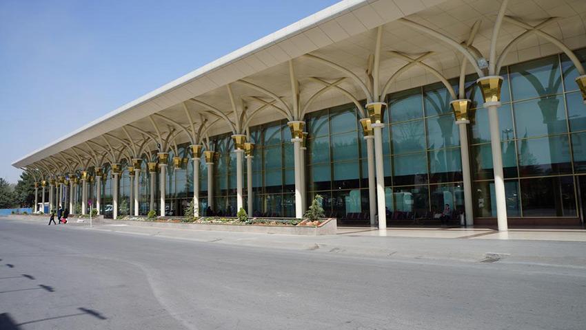 معرفی فرودگاه مشهد - فرودگاه هاشمی نژاد