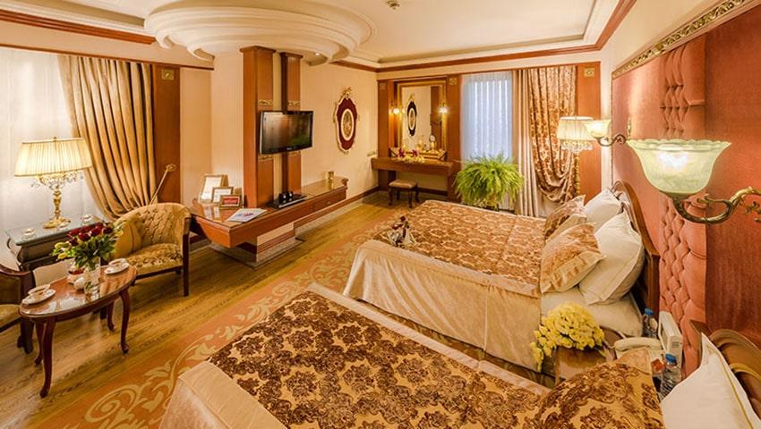 هتل طلایی مشهد