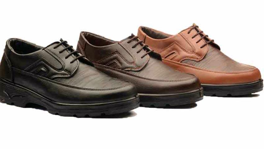 تصویر کفش مردانه