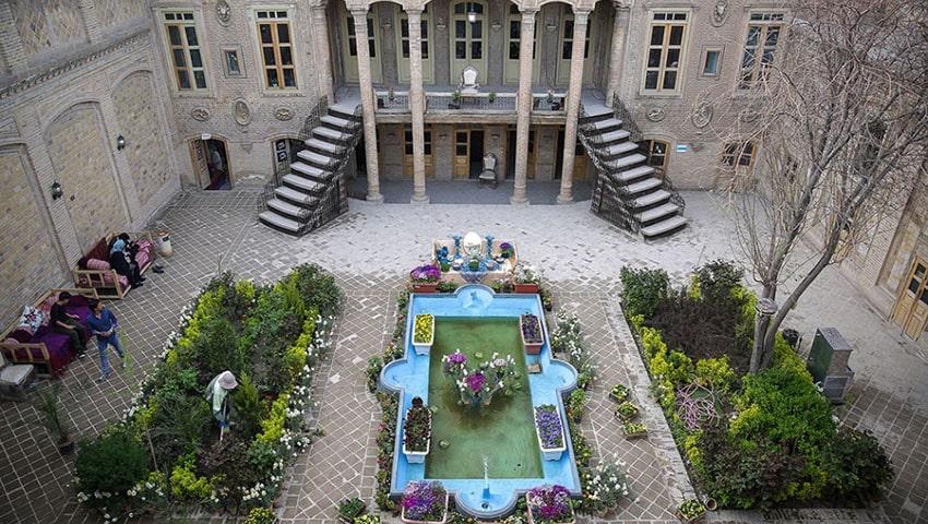 خانه های قدیمی مشهد