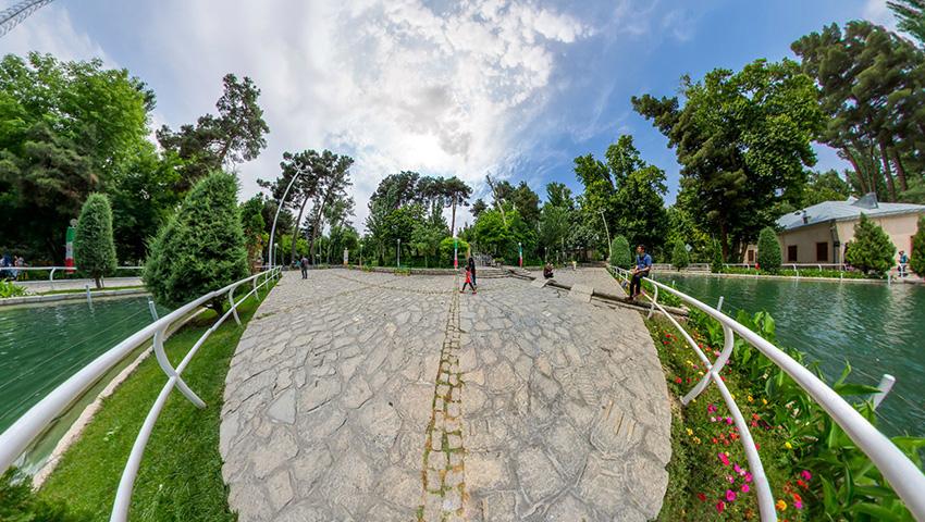 باغ ها و پارک های زیبای مشهد