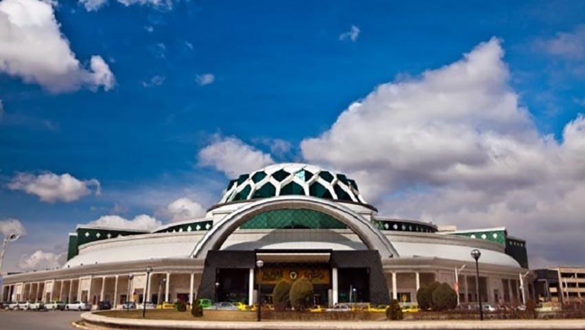 مانتو مرکز خرید الماس شرق
