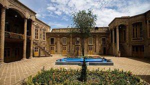 تصویری از خانه توکلی مشهد