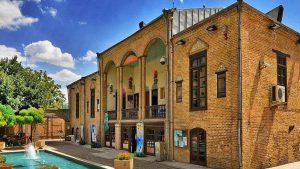 تصویر نمای بیرونی خانه توکلی مشهد