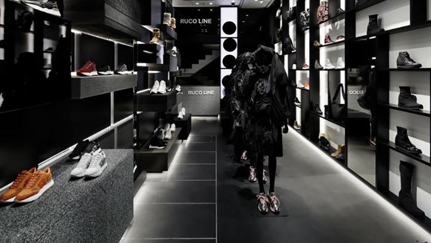 مغازه کفش فروشی در مشهد