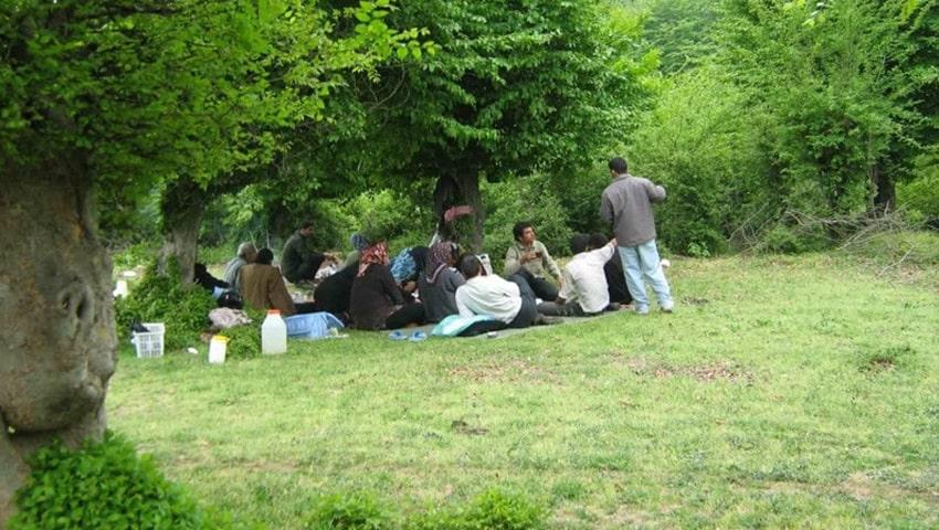 13 به در مشهد، روز طبیعت
