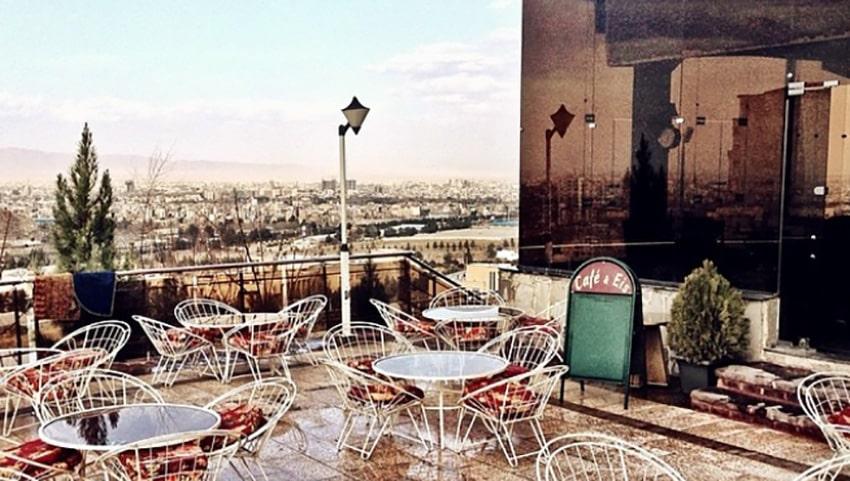 کافه لئون مشهد