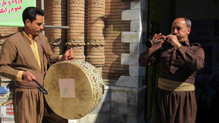 موسیقی مشهدی بخشی از آداب و رسوم استان خراسان رضوی