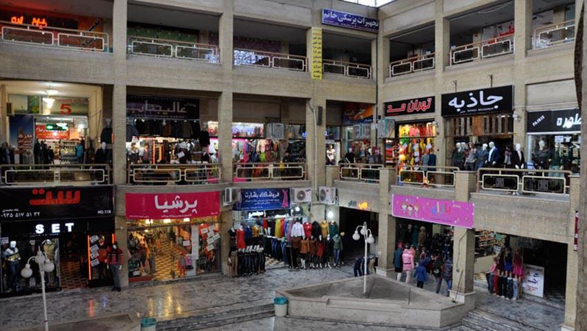 بازار لباس ارزان در مشهد