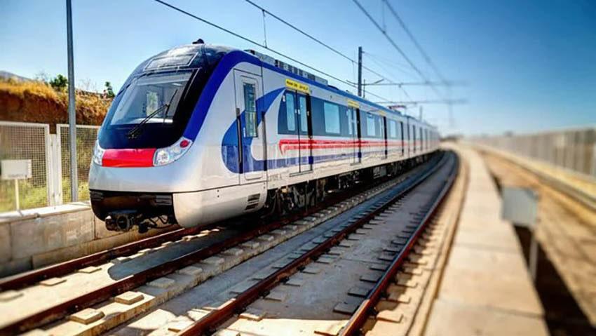 مترو شهری مشهد