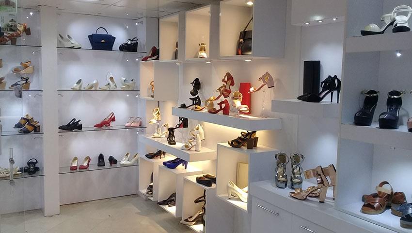 بازار کفش مشهد