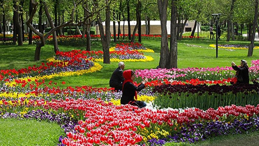 پارک ملت مشهد