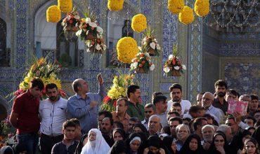 اعیاد شعبانیه در مشهد