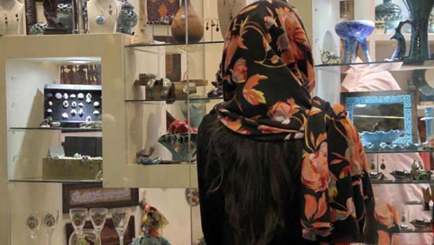 عکس مغازه های الماس شرق مشهد