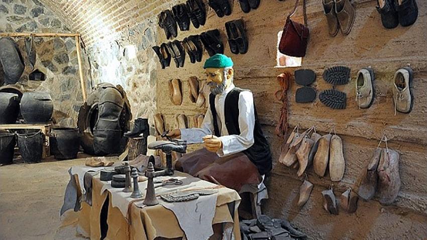 موزه های مشهد، موزه مردم شناسی مشهد