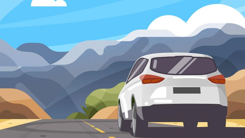 سفر به مشهد با ماشین شخصی