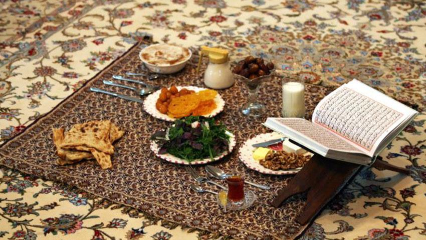افطاری در رستوران های مشهد