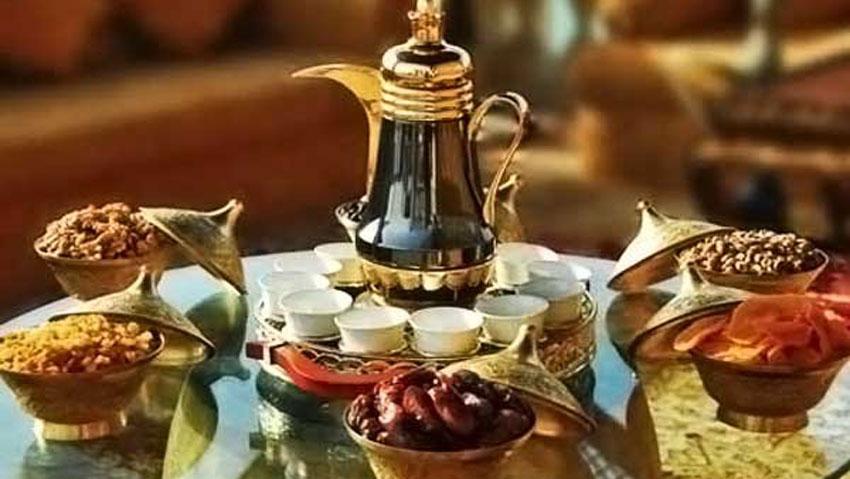 افطاری در رستوران حلما مشهد