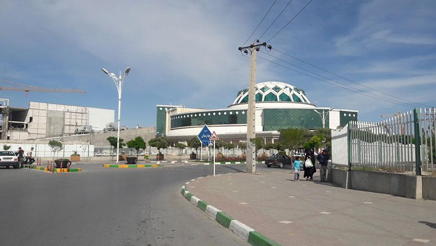 آدرس پارک ساحلی آفتاب مشهد