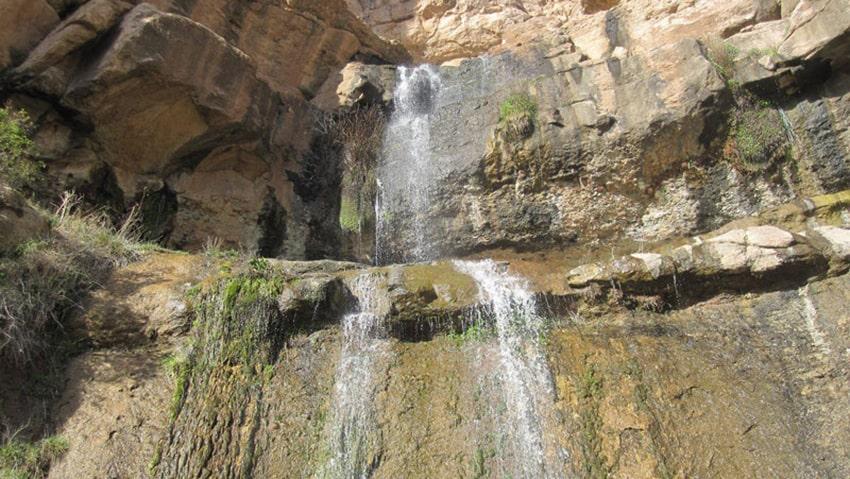 آبشار ارتکند مشهد