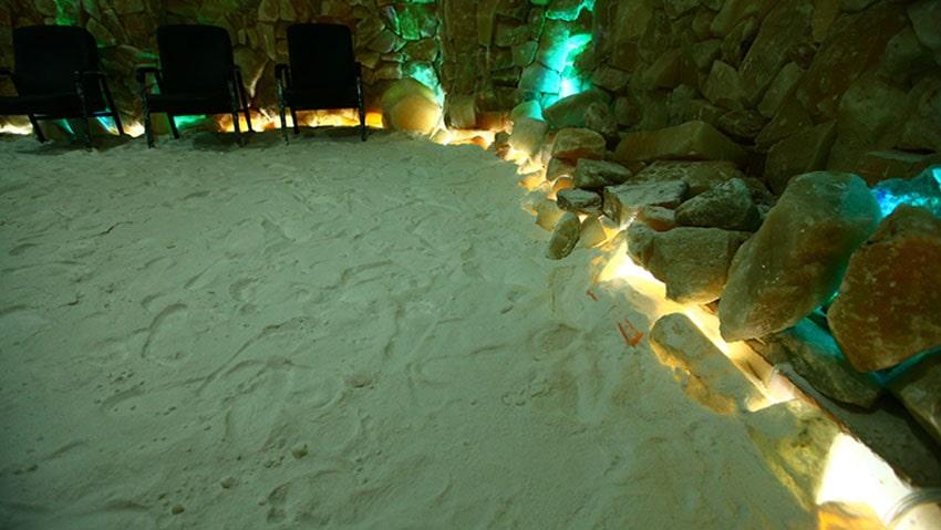 استخر ماسه ای پارک ساحلی مشهد