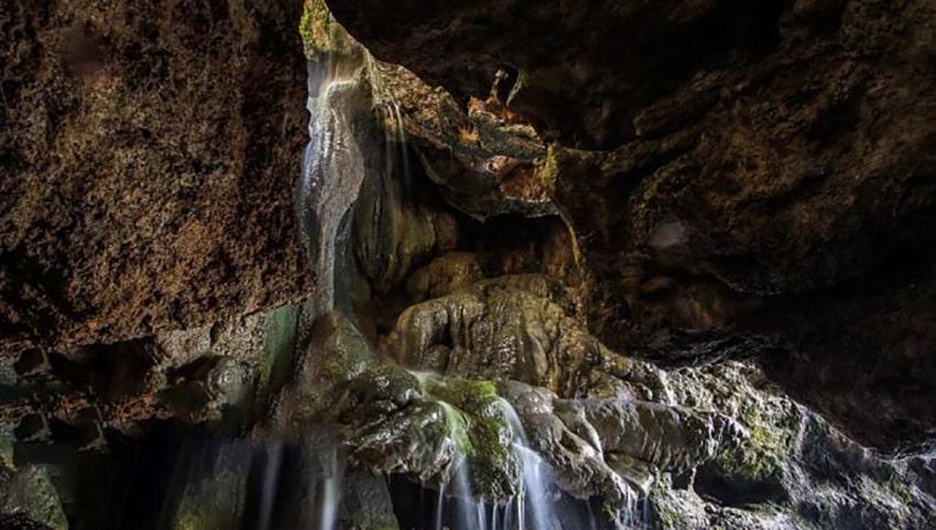 آبشار آل مشهد