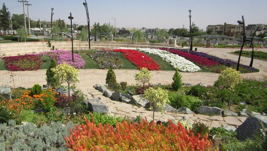 ادرس باغ گیاهشناسی مشهد