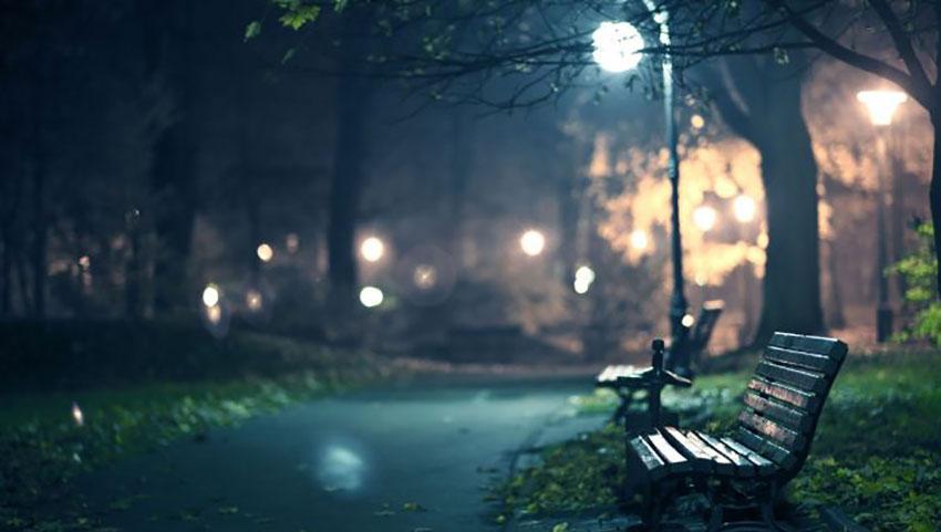 بهترین پارک های مشهد در شب