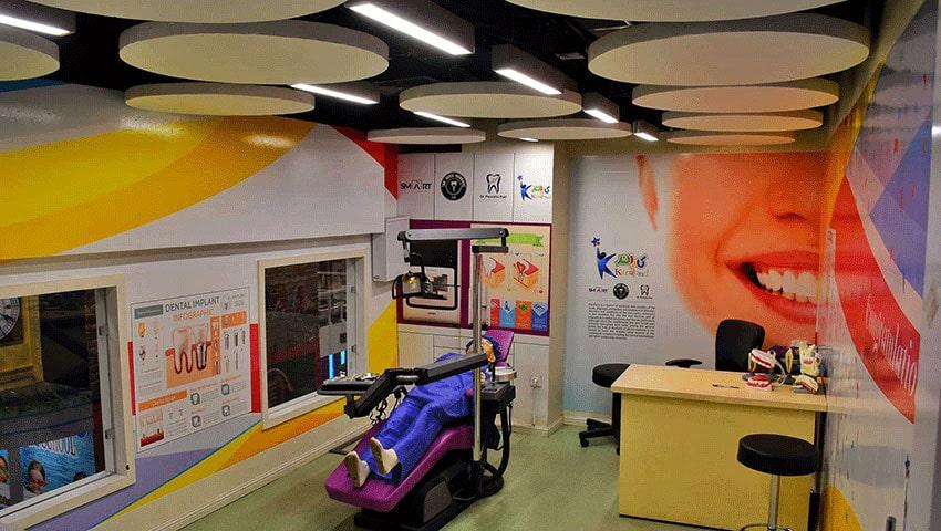 بازی دندانپزشکی در شهر مشاغل کارالند مشهد