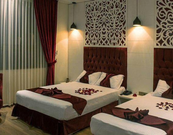 ارزان ترین هتل های مشهد