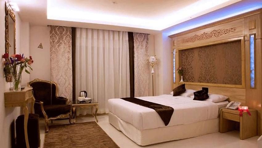 هتل الرحمن مشهد