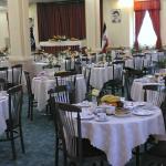 تصویری از رستوران هتل