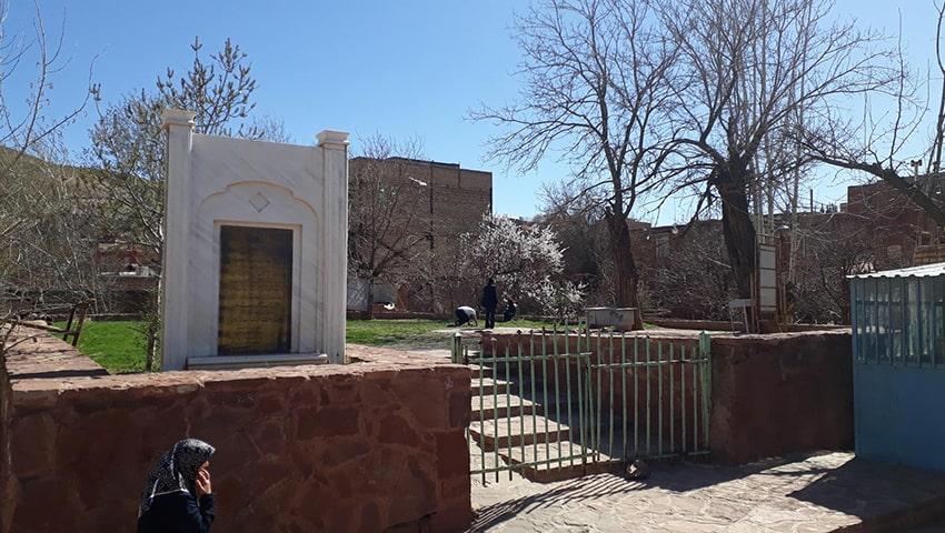 جاهای دیدنی روستای دهسرخ مشهد