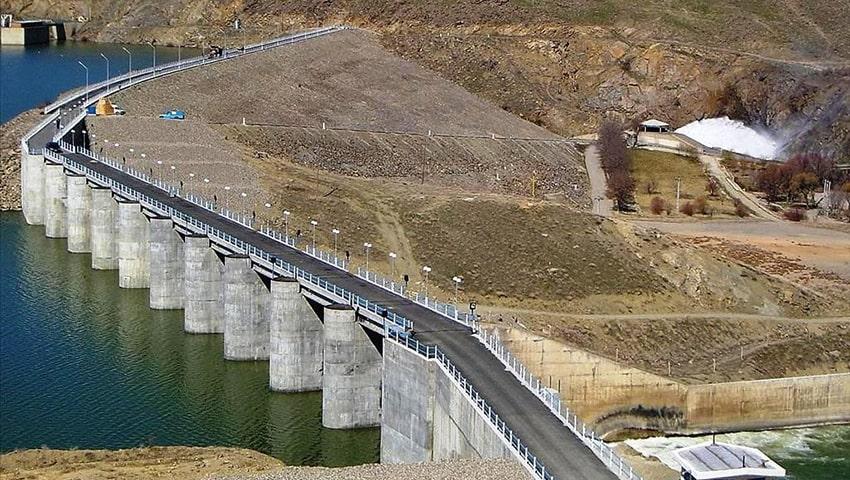 جاهای دیدنی سدگلستان مشهد
