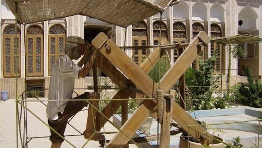 تاریخچه موزه آب مشهد