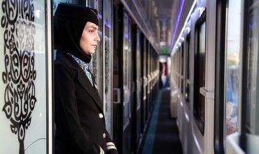 امکانات قطار فدک مشهد