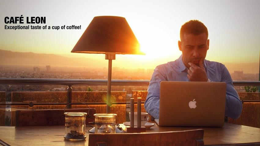 کافه لئون مشهد کجاست