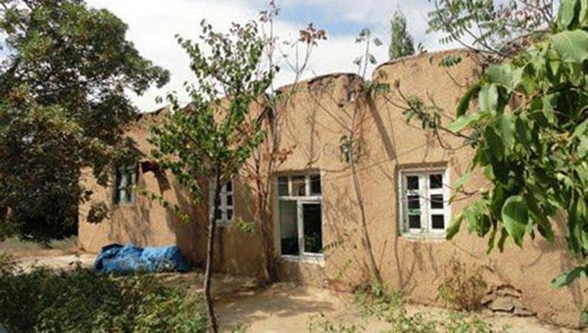 محل اقامت در روستای آبگرم مشهد
