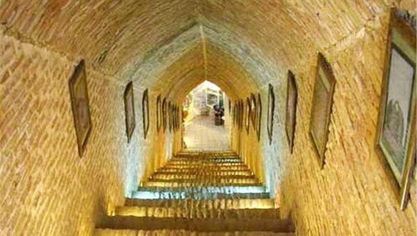 موزه آب در مشهد